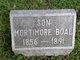 Mortimer C Boal