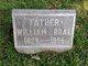 William A Boal