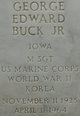 MSGT George Edward Buck Jr.