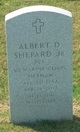 Profile photo:  Albert D Shepard, Jr