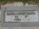 Profile photo:  Rachel Christine <I>Lybbert</I> Bascom