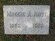 Maggie A. <I>Roberts</I> Nutt