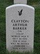 Profile photo:  Clayton Arthur Barker