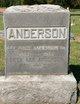 Profile photo:  Lee Price Anderson Sr.
