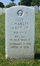 Profile photo:  Guy Charles Arey Jr.