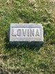 """Profile photo:  Lovina May """"Vina"""" <I>Dorr</I> Owens"""