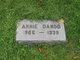 Annie M. <I>Bainbridge</I> Dando