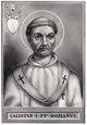 Profile photo: Saint Callixtus I