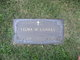 Velma Catherine <I>Halterman</I> Lahman