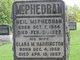 Clara M <I>Harrington</I> McPhedran