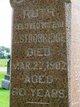 Roseanna Ruth <I>Glancy</I> Strobridge