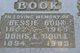 Bessie <I>Bodle</I> Book