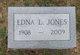 Profile photo:  Edna Jones