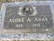 Profile photo:  Audre Abat