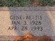 Gene Bettis