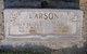 Mary Adelphia <I>Bellows</I> Larson