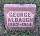 Profile photo:  George Albaugh