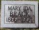 Mary Ida <I>Crews</I> Brack