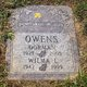 Wilma Lou <I>Greene</I> Owens