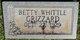 Profile photo:  Betty <I>Whittle</I> Grizzard