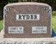 """Matilda """"Tillie"""" <I>Green</I> Ryder"""