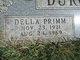 Profile photo:  Della Primm <I>Means</I> Burgess