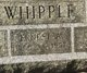 Ernest A. Whipple