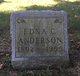 Edna Clara <I>Gates</I> Anderson