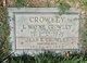 Jean Elizabeth <I>Marshall</I> Crowley