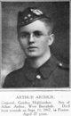 Profile photo: Corp Arthur <I> </I> Arthur,