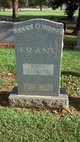 Profile photo:  Alfred Frank, Jr