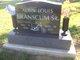 "Profile photo:  Albin Louis ""Louie"" Branscum, Sr"