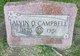 Alvin Otto Campbell