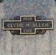 Clyde M Allen