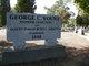 George C Yount Pioneer Cemetery