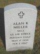Profile photo:  Alan Keith Miller