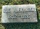 Profile photo:  Susan F <I>Burnette</I> Alexander