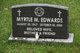 Myrtle M. Edwards