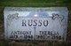 """Teresa M """"Theresa"""" <I>Marasco</I> Russo"""