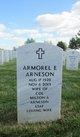 "Profile photo:  Armorel E. ""Army"" Arneson"