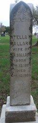 Stella M. Ballard
