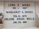 "Helene Frances ""Susie"" <I>Souza</I> Bolls"