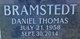 Profile photo:  Daniel Thomas Bramstedt, Sr