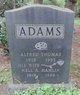 Profile photo:  Alfred Thomas Adams