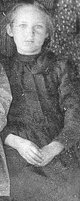 Profile photo:  Nannie Elizabeth <I>Cope</I> Masten