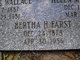 Profile photo:  Bertha Sara <I>Heller</I> Farst