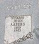 John Aaberg