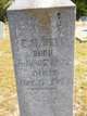 "Ebenezer Hayne ""E H"" Bell"