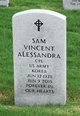 Profile photo:  Sam Vincent Alessandra