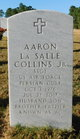 "Profile photo:  Aaron La Salle ""AC"" Collins, Jr"